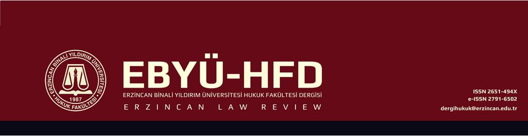 Hukuk Fakültesi Dergisi